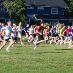 Thursdays Aug 7, 14, 21 and 28 - 44th Annual Bush Park Cross Country Run Series